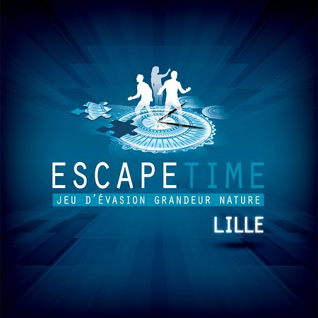 ‪Escapetime Lille‬