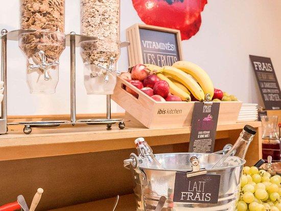Ibis Saint Brieuc Yffiniac : Restaurant