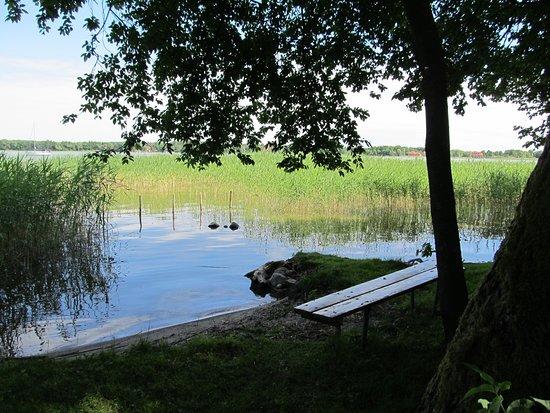 Pozezdrze, Polska: Einstiegsstelle