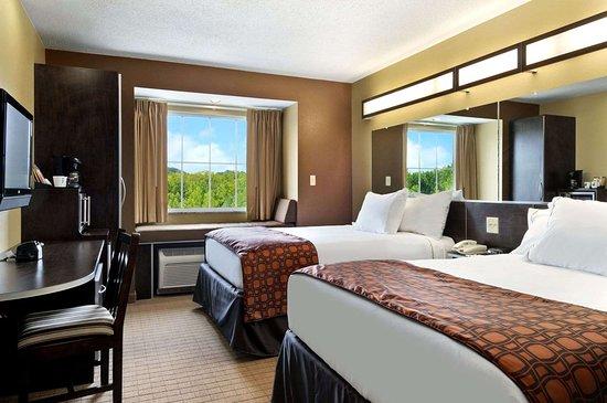Microtel Inn & Suites by Wyndham Marietta: Standard Double Room