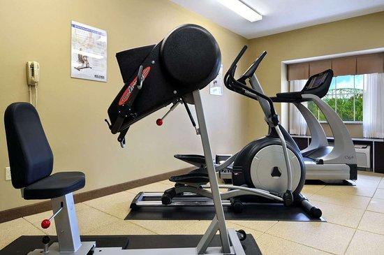 Microtel Inn & Suites by Wyndham Marietta: Fitness Center