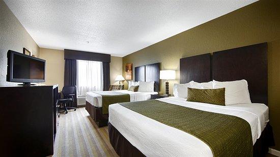 Best Western Norwalk: Guest Room