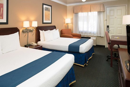 Pinole, كاليفورنيا: Guest room