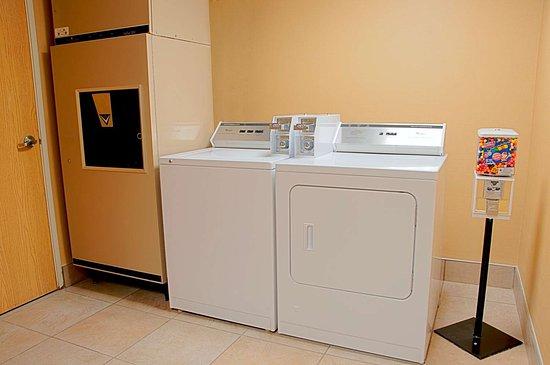 Best Western Mason Inn: Guest Laundry