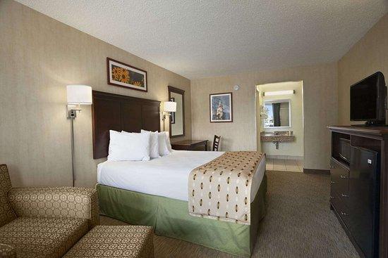 Days Inn by Wyndham Frederick: Standard Queen Room