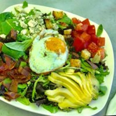 JavaHut Cafe & Bistro: New Sunny Cobb Salad