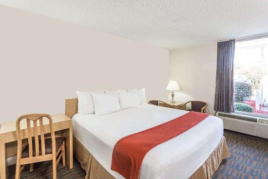 Days Inn by Wyndham Adel-South Georgia-Motorsports Park: 1 King Bed Room