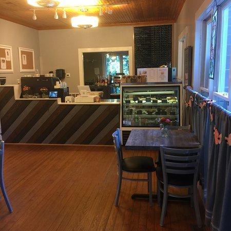 Broad River Coffee Shop: Broad River Inn Coffee Espresso Shop