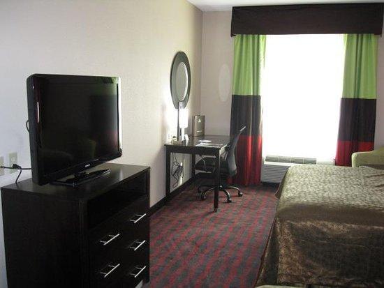 Best Western Plus Cushing Inn & Suites: Standard Room