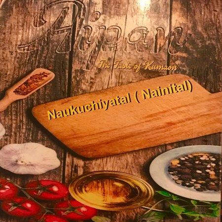 Traditional kumaoni cuisine!