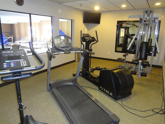 Best Western Plus Woodland Hills Hotel & Suites: Fitness Center