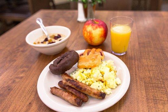 Best Western Heritage Inn: Breakfast