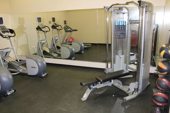 Best Western New Oregon: Fitness Room