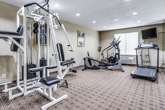 Comfort Inn & Suites Love Field Dallas Market Center: Fitness center