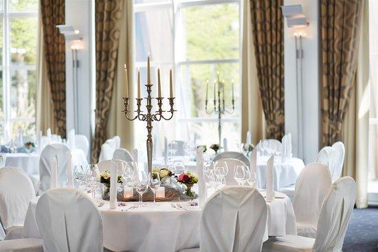 Best Western Premier Park Hotel & Spa: Ballroom