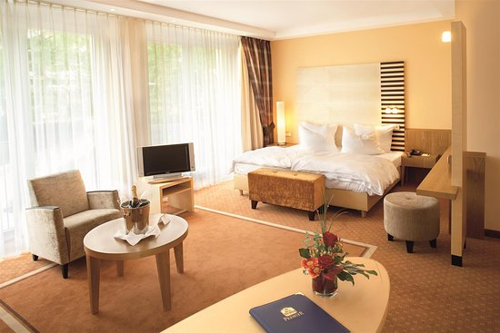 Best Western Premier Park Hotel & Spa: Deluxe Double Bed Guest Room