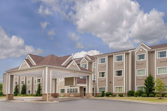 Microtel Inn & Suites by Wyndham Mansfield