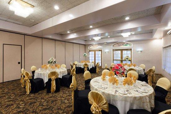 Ramada by Wyndham South El Monte: Ballroom