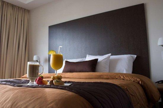 Best Western CPlaza Hotel: Suite