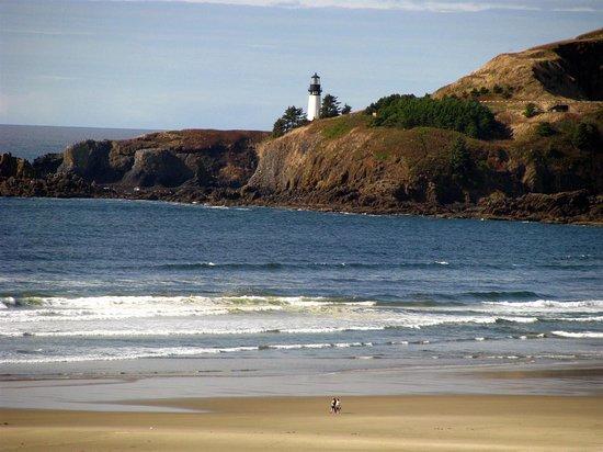 Best Western Plus Agate Beach Inn: View from Hotel