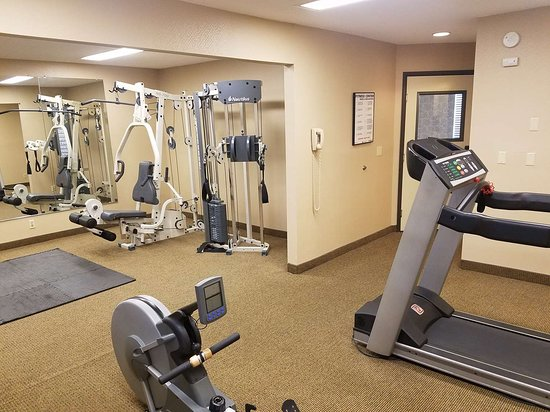 Best Western Plus Rivershore Hotel: Fitness Center
