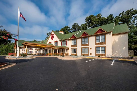 Red Roof Inn & Suites Stafford: Exterior