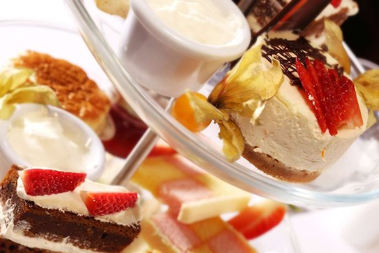 Falfield, UK: the gables hotel dining
