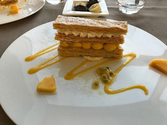 Le Safran: Dessert