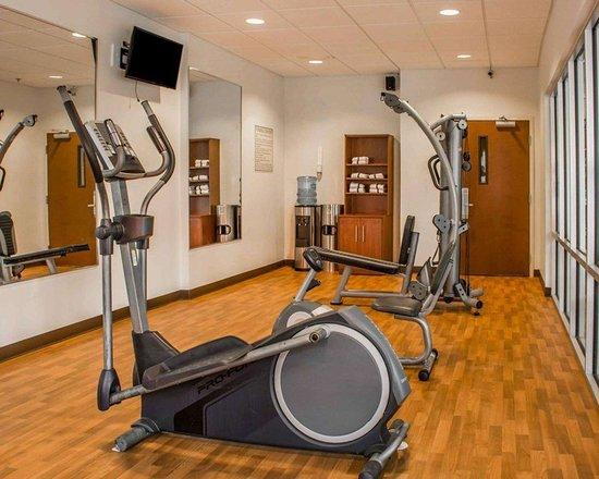 Comfort Suites Huntsville: Exercise room