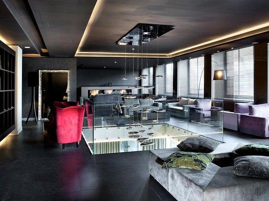 c-hotels Ambasciatori: Bar Lounge