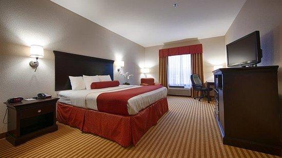 Piedmont, SC: King Guest Room