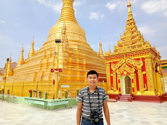 Mandalay City Taxi Services: Mya Tha Lun Pagoda at Magway