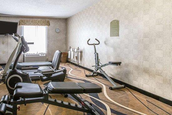 Hanceville, AL: Fitness center