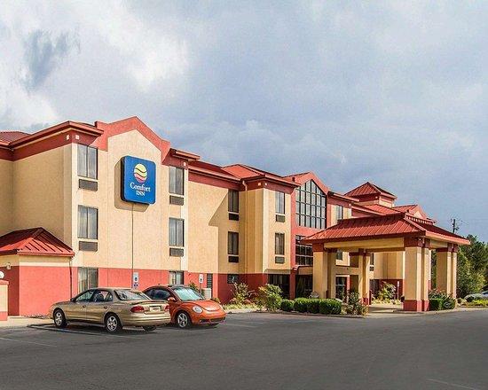 Comfort Inn & Suites Lincoln Talladega I-20: Comfort Inn hotel near the Talladega Superspeedway