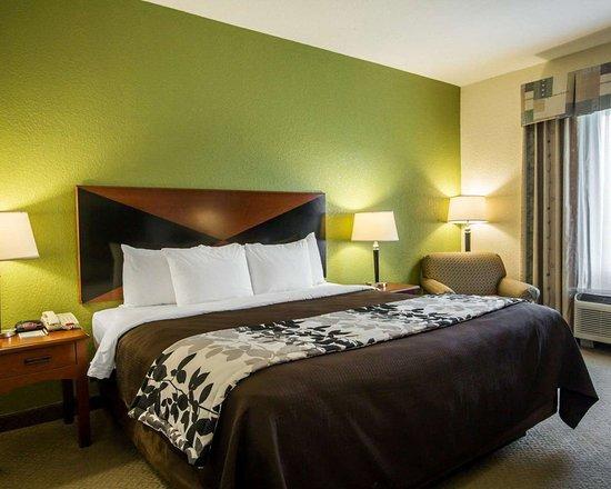 SLEEP INN & SUITES MONTGOMERY - Updated 2018 Prices & Motel Reviews ...