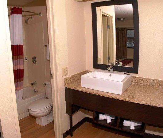 Henderson, Carolina del Norte: Bathroom