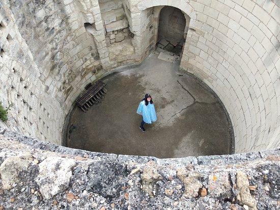 Forteresse royale de Chinon: В башне