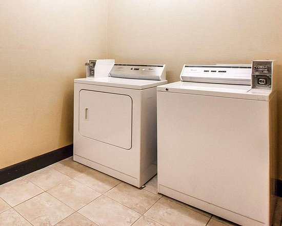 Comfort Inn & Suites Montgomery Eastchase: Guest laundry facilities