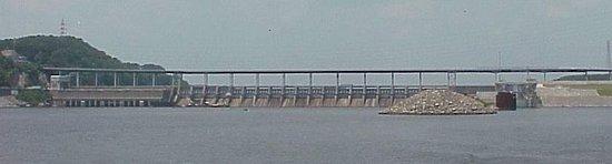 Best Western Dayton: Watts Bar Dam
