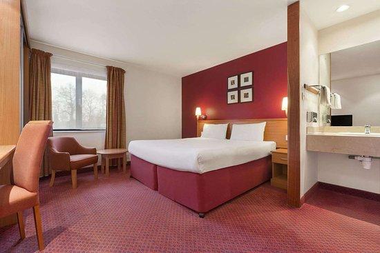 Radwell, UK: 1 Double Bed Room