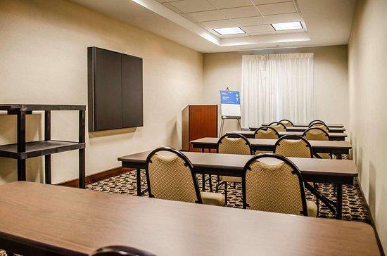 Comfort Suites North Mobile: Meeting room