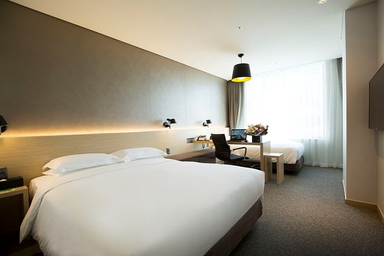 Best Western Arirang Hill Dongdaemun: Double and Twin Bed Guest Room