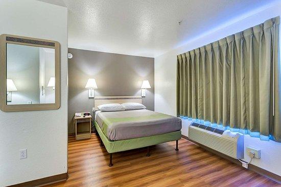 motel 6 san francisco redwood city belmont californie. Black Bedroom Furniture Sets. Home Design Ideas