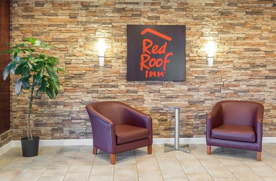 Red Roof Inn & Suites Wytheville: Lobby