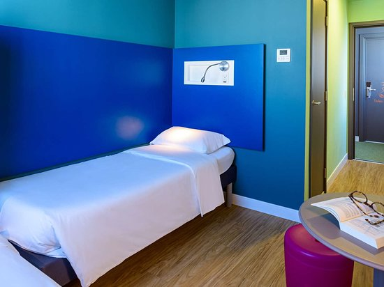 IBIS Budget Santos Gonzaga: Guest room