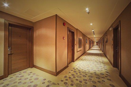 Golden Tulip Buraidah Al Qassim: Rooms