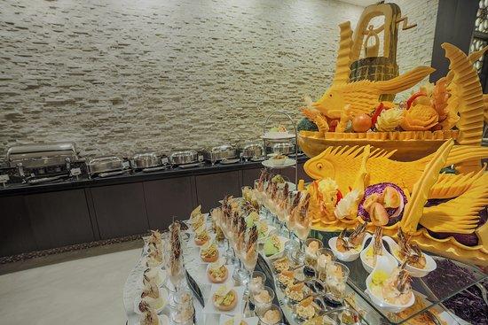 Golden Tulip Buraidah Al Qassim: Restaurant