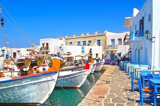 Consolas Tours: Two or more days in Naxos