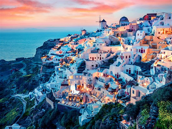 Consolas Tours: Two or more days in Santorini