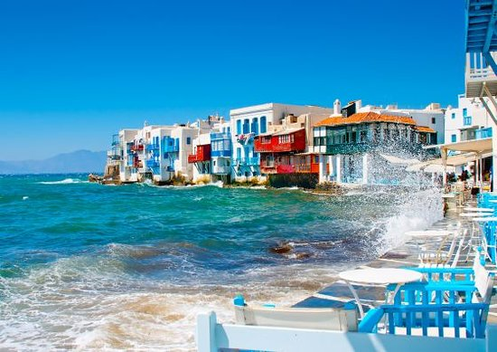 Consolas Tours: Two or more days in Mykonos